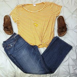 Eddie Bauer Curvy Boot Cut Jeans